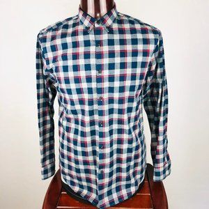 Banana Republic Luxe Flannel Camden Fit Shirt